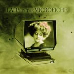 Cover art Lady in the Microfiche EP