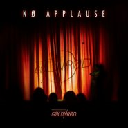Cover art for No Applause single